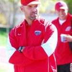 Head Coach Jeremy Fishbein / UNM Men's Soccer